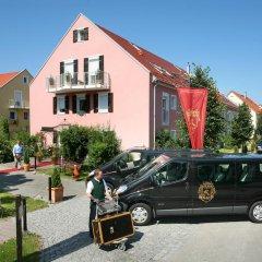 Отель Airporthotel Regent 3* Стандартный номер с различными типами кроватей