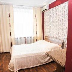 Мини-Отель Центральная Улучшенный номер разные типы кроватей фото 4