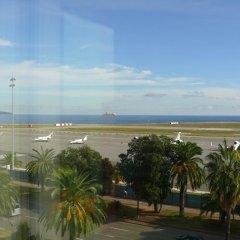 Отель Premiere Classe Nice - Promenade des Anglais Франция, Ницца - 13 отзывов об отеле, цены и фото номеров - забронировать отель Premiere Classe Nice - Promenade des Anglais онлайн пляж фото 2