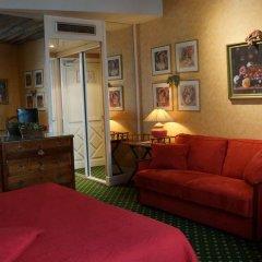 Отель Relais Médicis 4* Номер Делюкс с различными типами кроватей фото 5