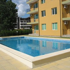 Апартаменты Yanis Apartment In Hermes Complex Солнечный берег бассейн фото 2
