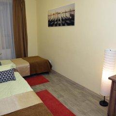 Гостиница Вояж Номер категории Эконом с 2 отдельными кроватями фото 3