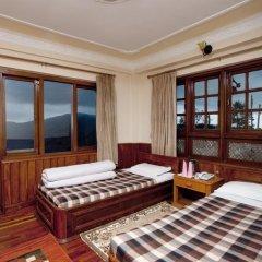 Отель Nagarkot Sunshine Hotel Непал, Нагаркот - отзывы, цены и фото номеров - забронировать отель Nagarkot Sunshine Hotel онлайн комната для гостей фото 5
