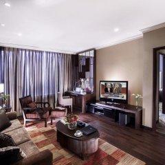 Отель Oakwood Premier Coex Center Улучшенные апартаменты с 2 отдельными кроватями