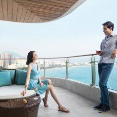 JW Marriott Hotel Sanya Dadonghai Bay 5* Люкс с различными типами кроватей фото 4
