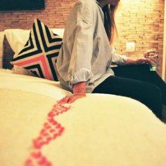 Отель Riad Anata 5* Улучшенный номер разные типы кроватей фото 20