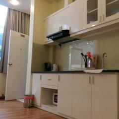 Отель Greenlife ApartHotel 3* Стандартный номер с различными типами кроватей фото 25