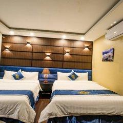 Sapa Mimosa Hotel 2* Стандартный номер с 2 отдельными кроватями фото 5