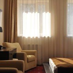 Гостиница Genoff 4* Номер категории Премиум с двуспальной кроватью фото 4
