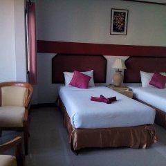 Отель Pro Andaman Place 2* Улучшенный номер с различными типами кроватей фото 4