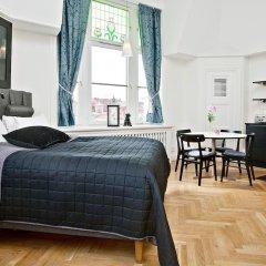Отель Avenue A1 Улучшенные апартаменты с различными типами кроватей фото 37