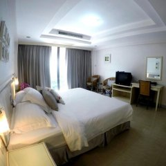 Отель Murraya Residence 3* Улучшенные апартаменты с различными типами кроватей фото 11