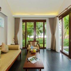 Отель Hoi An Silk Marina Resort & Spa 4* Вилла с различными типами кроватей фото 7