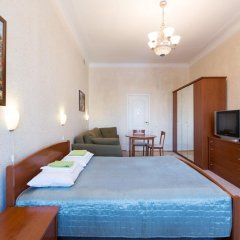 Мини-Отель на Басманном комната для гостей фото 3
