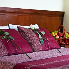 Hotel Dolcevita 4* Стандартный номер с двуспальной кроватью фото 3