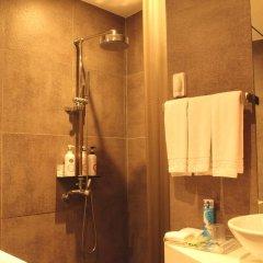 Tria Hotel 3* Номер Делюкс с различными типами кроватей фото 10
