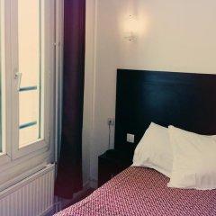 Отель Hôtel De Bordeaux 2* Стандартный номер с двуспальной кроватью фото 2