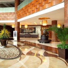 Kunshan Newport Hotel интерьер отеля