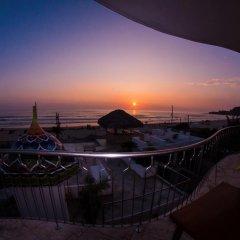 Отель Dharma Beach 3* Стандартный номер с различными типами кроватей фото 12