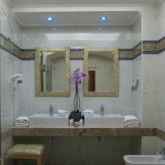 Отель Atrium Prestige Thalasso Spa Resort & Villas 5* Номер Делюкс с различными типами кроватей фото 7