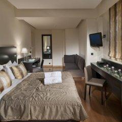 O&B Athens Boutique Hotel 4* Стандартный семейный номер с двуспальной кроватью фото 5