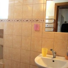 Апартаменты Trakų Street Apartment Вильнюс ванная
