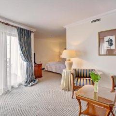 Отель Vilnius Grand Resort 4* Стандартный семейный номер с двуспальной кроватью фото 4