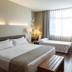 Отель Catalonia Ramblas 4* Стандартный номер с различными типами кроватей фото 7