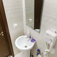 Гостиница Алмаз Стандартный семейный номер с двуспальной кроватью фото 6