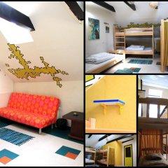 Pogo Hostel Кровать в общем номере