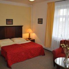 Hotel Svornost 3* Люкс с различными типами кроватей фото 10