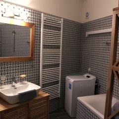 Апарт-Отель Vyšehradská 25 Прага ванная