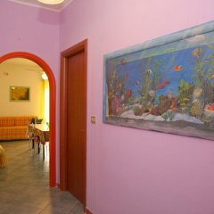 Отель Appartamenti Calliope e Silvia, Giardini Naxos Джардини Наксос интерьер отеля