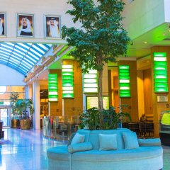 Отель Holiday Inn Kuwait интерьер отеля