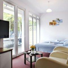 Отель Tenisowy Inn Стандартный номер с различными типами кроватей фото 14