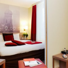 Отель Aparthotel Adagio Muenchen City 4* Апартаменты с различными типами кроватей фото 2