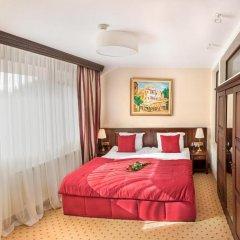 Отель Yastrebets Wellness & Spa Болгария, Боровец - отзывы, цены и фото номеров - забронировать отель Yastrebets Wellness & Spa онлайн комната для гостей фото 4