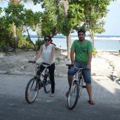 Отель Beach Sunrise Inn Мальдивы, Северный атолл Мале - отзывы, цены и фото номеров - забронировать отель Beach Sunrise Inn онлайн спортивное сооружение