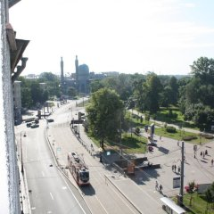 Hostel Alye Parusa Санкт-Петербург балкон