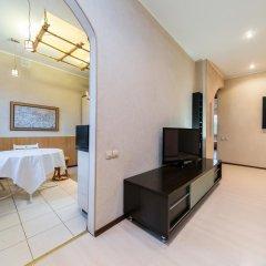 Апартаменты Universitet Luxury Apartment Улучшенные апартаменты с разными типами кроватей фото 5
