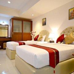 True Siam Phayathai Hotel 3* Стандартный номер с различными типами кроватей фото 16
