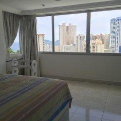 Отель Pent House Condo in Acapulco комната для гостей фото 2