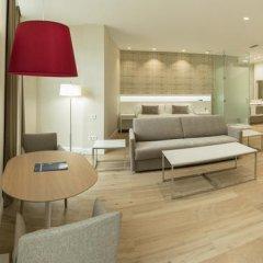 Отель Melia Plaza Valencia 4* Полулюкс с различными типами кроватей фото 8