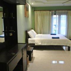Отель Jom Jam House Улучшенный номер с различными типами кроватей фото 9
