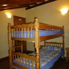 Отель Albergue Turistico Briz Кровать в общем номере с двухъярусной кроватью фото 9