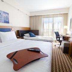 Отель Hampton by Hilton Gdansk Airport комната для гостей фото 5