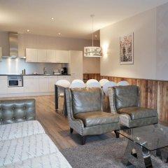 Отель Amsterdam ID Aparthotel 3* Апартаменты Премиум с различными типами кроватей фото 14