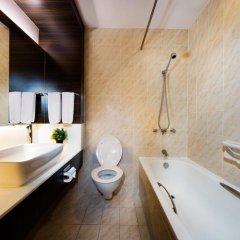 Village Hotel Bugis 4* Улучшенный номер с различными типами кроватей фото 4