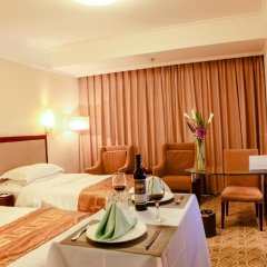 Отель Inner Mongolia Grand 4* Стандартный номер фото 4