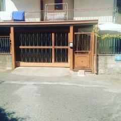 Отель La Grotta Azzurra Джардини Наксос парковка